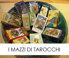 Leggere i tarocchi - I mazzi di Tarocchi