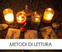 Leggere i tarocchi - Metodi di Lettura